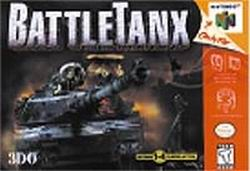 BattleTanx (USA) Box Scan